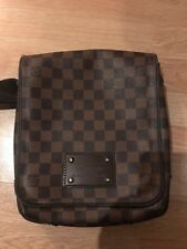 Louis Vuitton Brooklyn Damier Ebene MEN'S MESSENGER BAG