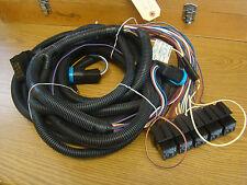 Boss MSC08001 Wiring Harness 13-pin, Vehicle Side for Boss Snowplow