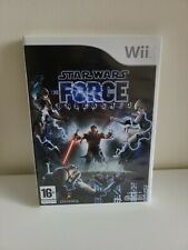 Nintendo Wii game - Star Wars The Force Unleashed