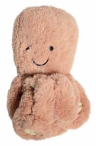 "Jellycat Baby Odell Octopus Plush 5"" Soft Toy Stuffed Animal"