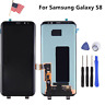 LCD Display Screen Digitizer For Samsung Galaxy S8 G950 Assembly replacement US