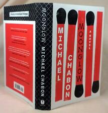 MOONGLOW, Michael Chabon, SIGNED (title page), 1st/1st, New