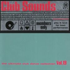 Club Sounds 19 (2001) DJ's@work, Pulsedriver, Phats&Small, Silverstone.. [2 CD]