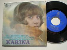 KARINA El Libro De Magia SPAIN 45 1967