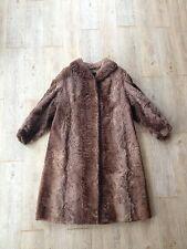 Pelz mantel Indisch Lamm Damen