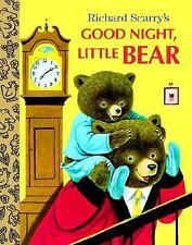 Good Night, Little Bear (Little Golden Treasures) COPYRIGHT 1961-RENEWED 1989