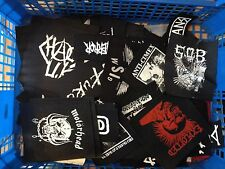 15 PUNK PATCHES joy division napalm death discharge clash sex pistols crass gbh