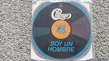 """Chicago-soy un hombre/i 'm a man 12"""" vinile discoteca Spain"""