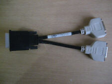 Dell H9361 Molex DMS-59 A Dual Dvi Y SPLITTER ADAPTADOR CABLE 0H9361