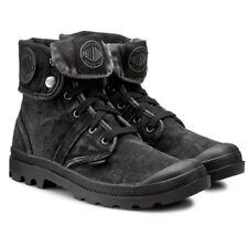 Original Palladium Baggy Boots Shoes Men's - Black Metal 02478-069-M