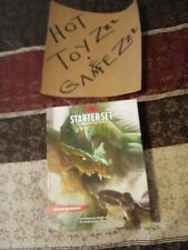 Dungeons & Dragons Starter Set opened never played 2014