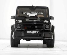 MERCEDES BENZ W463 G WAGON G63 G65 NEW AMG FRONT BUMPER W/ EXTRAS G500 G55 02-17
