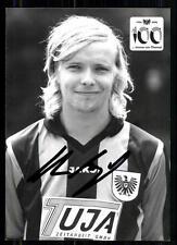 Uwe Seggewiß SC Preußen Münster 2006-07 Original Signiert + A 85437