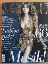 VOGUE GERMANY 8 - 2010 Abbey Lee Rihanna Madonna Lady Gaga Mick Jagger Jan Delay