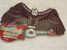Hard Rock Cafe Albuquerque GO STAFF Guitar '10 Pin