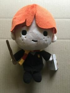 ~ HARRY POTTER ~ Ron Weasley ~ 20cm Plush Toy ~ NEW ~