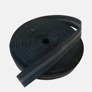 50mm - Upholstery Seat Webbing Elastic Strap Braces Sofa Chairs Elasticated