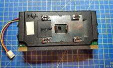 Intel Pentium III P3 533MHz 256Kb SL3N6 Heat Sink & Fan Slot 1 CPU Processor