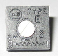 Allen Bradley Trimmer Potentiometer - 500 kohm - Single Turn Top Slot - Type E