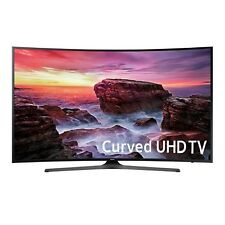 "Samsung 55"" Smart TV Curved 4K Ultra HDTV LED LCD TV Television"