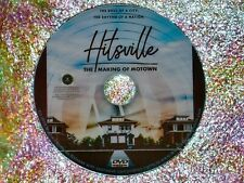 Hitsville The Making of Motown Dvd Region 1 Usa Seller Diana Ross Mary Wilson