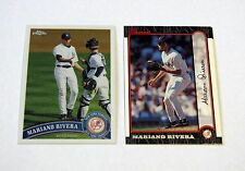 2 for 1 1999 Bowman #58 & 2011 Topps Chrome #42 MARIANO RIVERA Cards NY Yankees