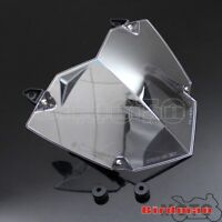 Clear Headlight Guard Cover Lens Protector For BMW R1200 GS Adventure LC 13-16