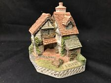 David Winter Collectors Guild Gardener's Cottage, COA, Org. Box E-M Condition