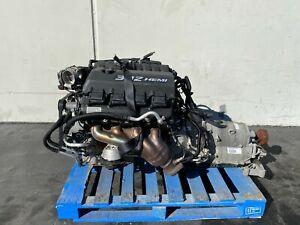6.4 HEMI 392 ENGINE TRANSMISSION SWAP DODGE CHALLENGER CHARGER SRT OEM (13-16)