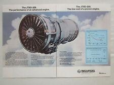 6/1977 PUB PRATT & WHITNEY JT8D DASH 209 ENGINE MCDONNELL DOUGLAS YC-15 AD