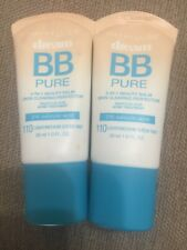 (2) Maybelline Dream BB Pure 110 Light/Medium Sheer Tint EXP 04/19