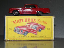 Matchbox 1-75 Mercedes Diecast Cars, Trucks & Vans