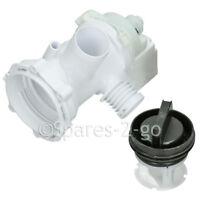 INDESIT Genuine Washing Machine Drain Pump & Filter Plaset 56835 24w C00309709