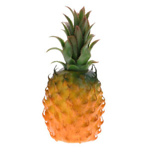 Artificial Foam Pineapple Fake Fruit Cabinet Display Home Party Decor