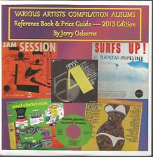 Various Artists Compilation Albums Price Guide by Jerry Osborne (CD, PDF, 2013)
