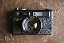 Yashica GTN 45mm f1.7 lens - 35mm Rangefinder Camera