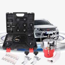 Coche Kit Reemplazo Purgador de Freno 5L Aire Comprimido Herramienta Manómetro