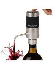 PSLWPMP100 Stainless Electric Wine Aerator-Portable and Automatic Bottle Breath