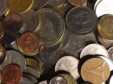 200 Gramm Restmünzen/Umlaufmünzen Malaysia