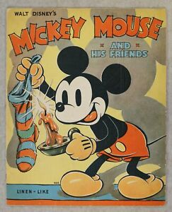 Mickey Mouse and His Friends #904 GD/VG 3.0 1936