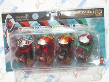 Masked Kamen Rider Fourze Legend Rider Switch Set 02 Kuuga Ryuki Agito No.2