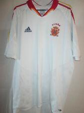 España 2004-2006 Away camiseta de fútbol Tamaño Grande / 19917