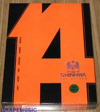 SHINHWA The Return 14th ANNIVERSARY SPECIAL DVD K-POP 2DVD + 48P PHOTOBOOK NEW