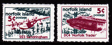 1999 Norfolk Island Local Post Planes  MUHBooklet Stamps