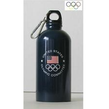 U.S. Olympic Committee aluminum sports drinking water bottle—never used, perfect