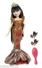Bratz Doll Jade Sea Stunnerz Transforms from Mermaid to Bratz 2 in 1 Skirt Tiara