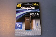 Energizer Ultimate 32GB Flash Drive - High Speed 5x USB 2.0 3.0