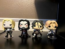 Funko Pop! Animation Castlevania - Set of Four - Out of Box