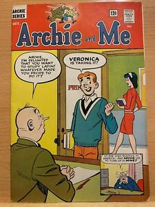 Archie and Me #1 (1964) Archie Comix Key issue! EXCELLENT CONDITION! Must See!!!
