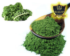 Kale Powder for Smoothies - RAW SUPERFOOD, NATURAL FIBRE - Best Price